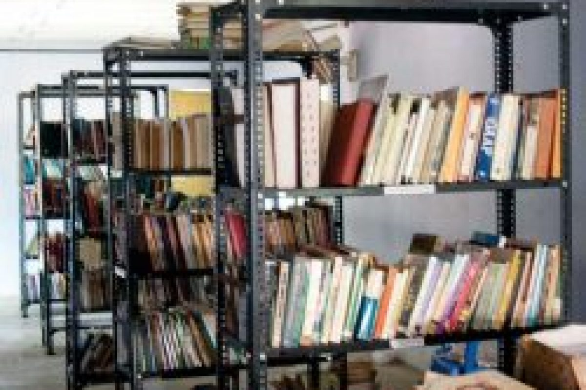 Gnanapuri Library
